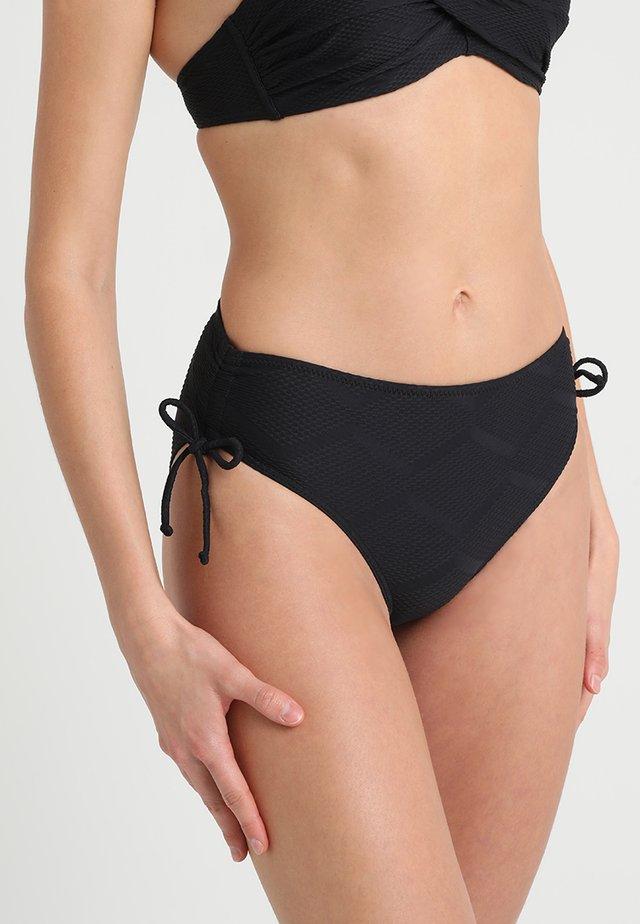 PANT HIGH - Bikiniunderdel - black