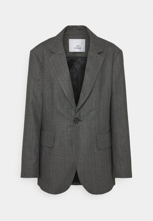 MIA - Blazer - black/grey melange