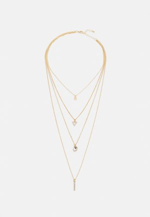 ONLELLINOR NECKLACE - Smykke - gold-coloured