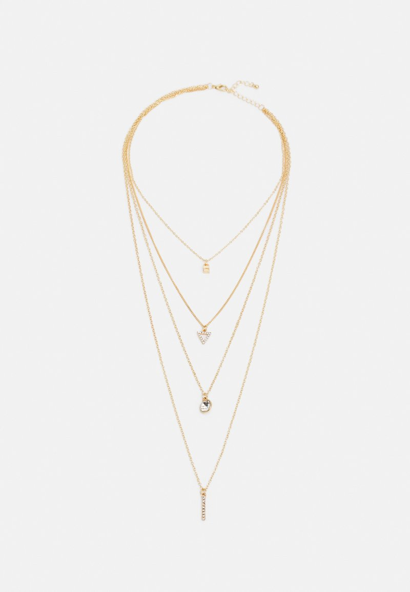ONLY - ONLELLINOR NECKLACE - Necklace - gold-coloured