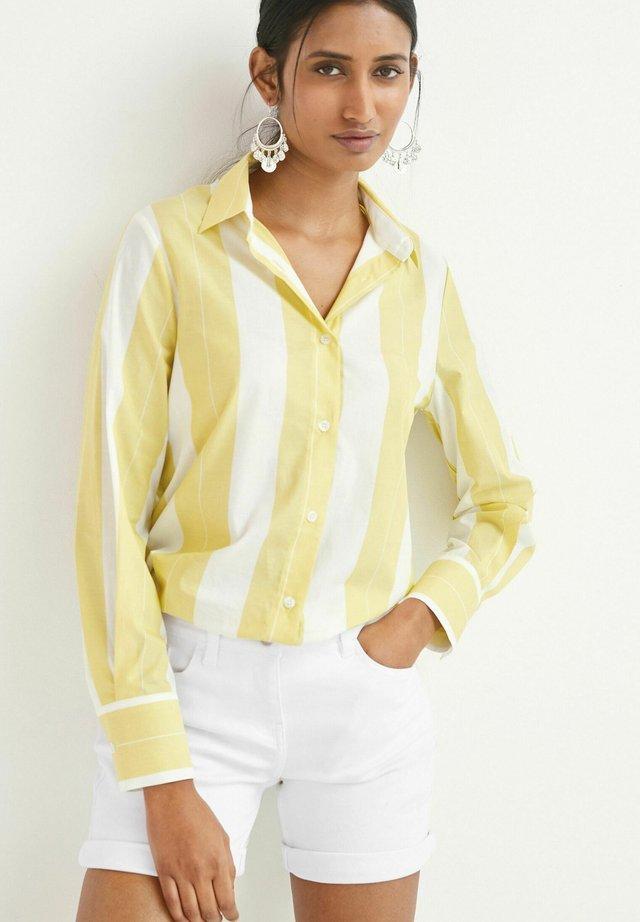 Košile - yellow