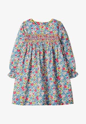 Day dress - bunt apfelblüten