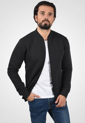 BRONTE - Zip-up hoodie - black