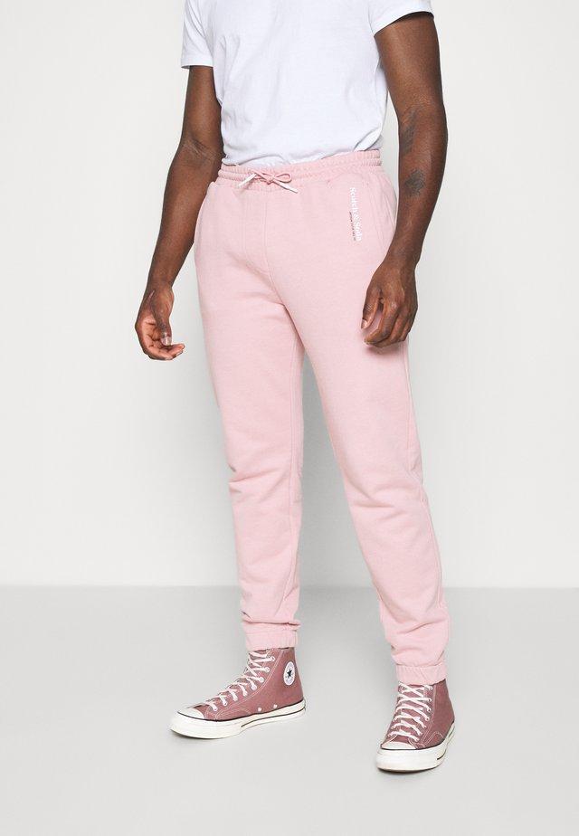 Pantalones deportivos - mauve