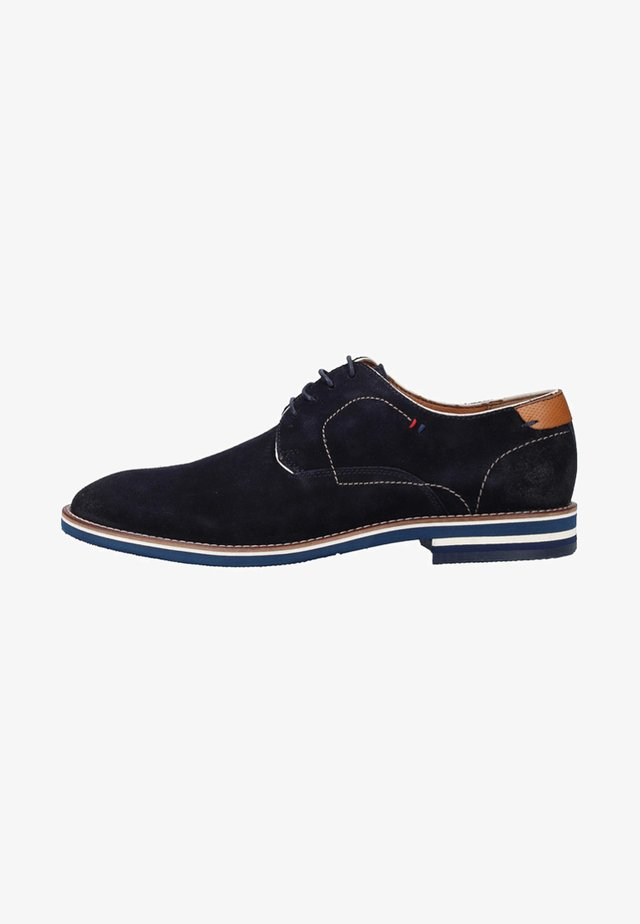 Lace-ups - navy