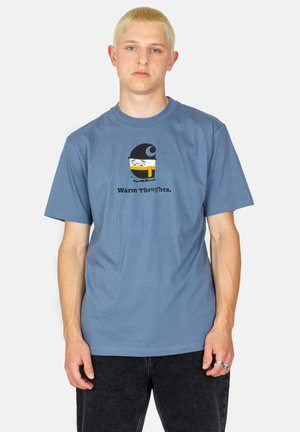 WARM THOUGHTS - Print T-shirt - icesheet