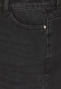 Noisy May Curve - NMBROOKE  - Relaxed fit jeans - black - 2