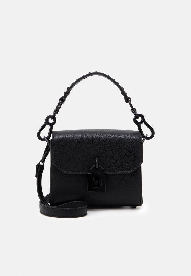 BELAINEL SHOULDERBAG - Handtasche - black