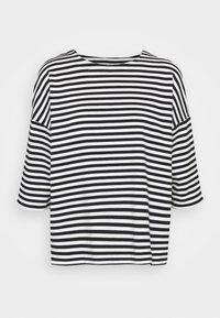 Opus - SEIFEN - Long sleeved top - black - 0