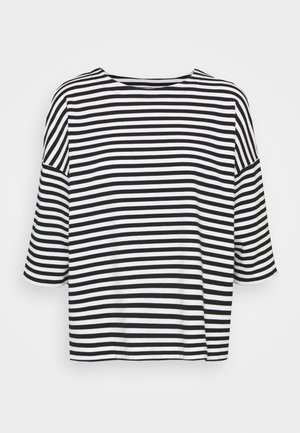 SEIFEN - Long sleeved top - black