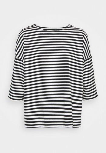 SEIFEN - Long sleeved top - black