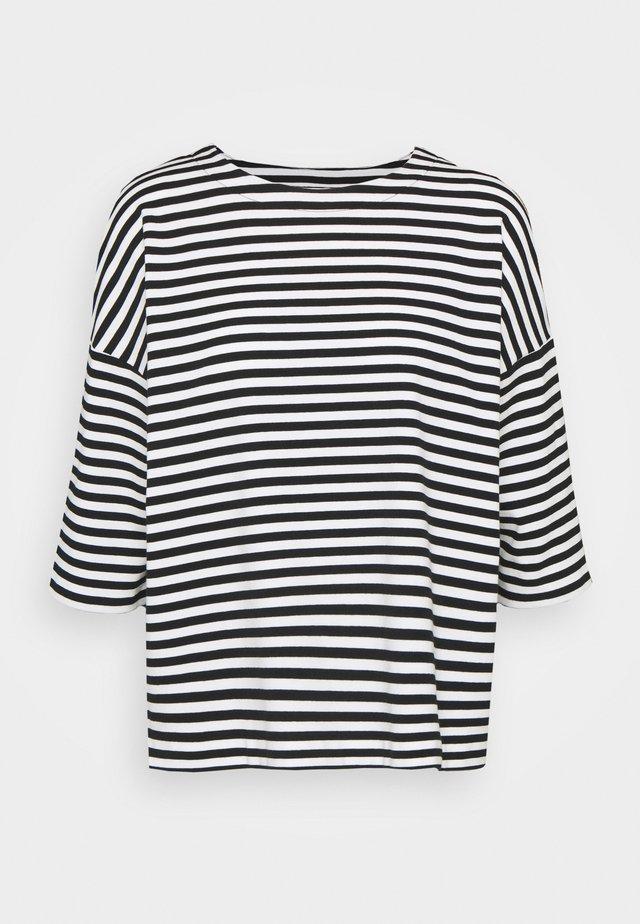 SEIFEN - Långärmad tröja - black