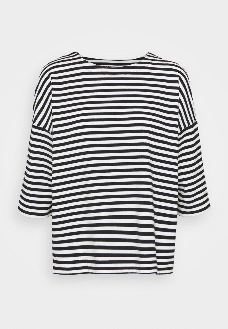 Opus - SEIFEN - Long sleeved top - black