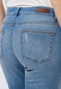 zero - Slim fit jeans - iced blue soft wash - 3