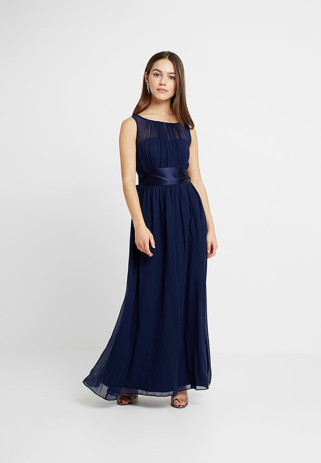 NATALIE DRESS - Galajurk - navy