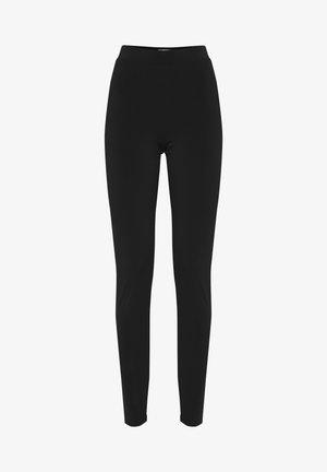 IHKIRSTA LE - Leggings - Trousers - black
