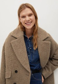 Mango - Winter coat - middenbruin - 3