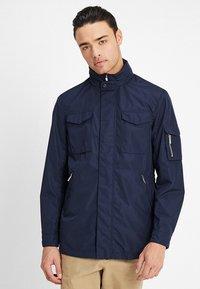 Bruun & Stengade - BS BUNZ - Summer jacket - navy - 0