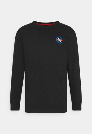 LAVEER - Long sleeved top - black
