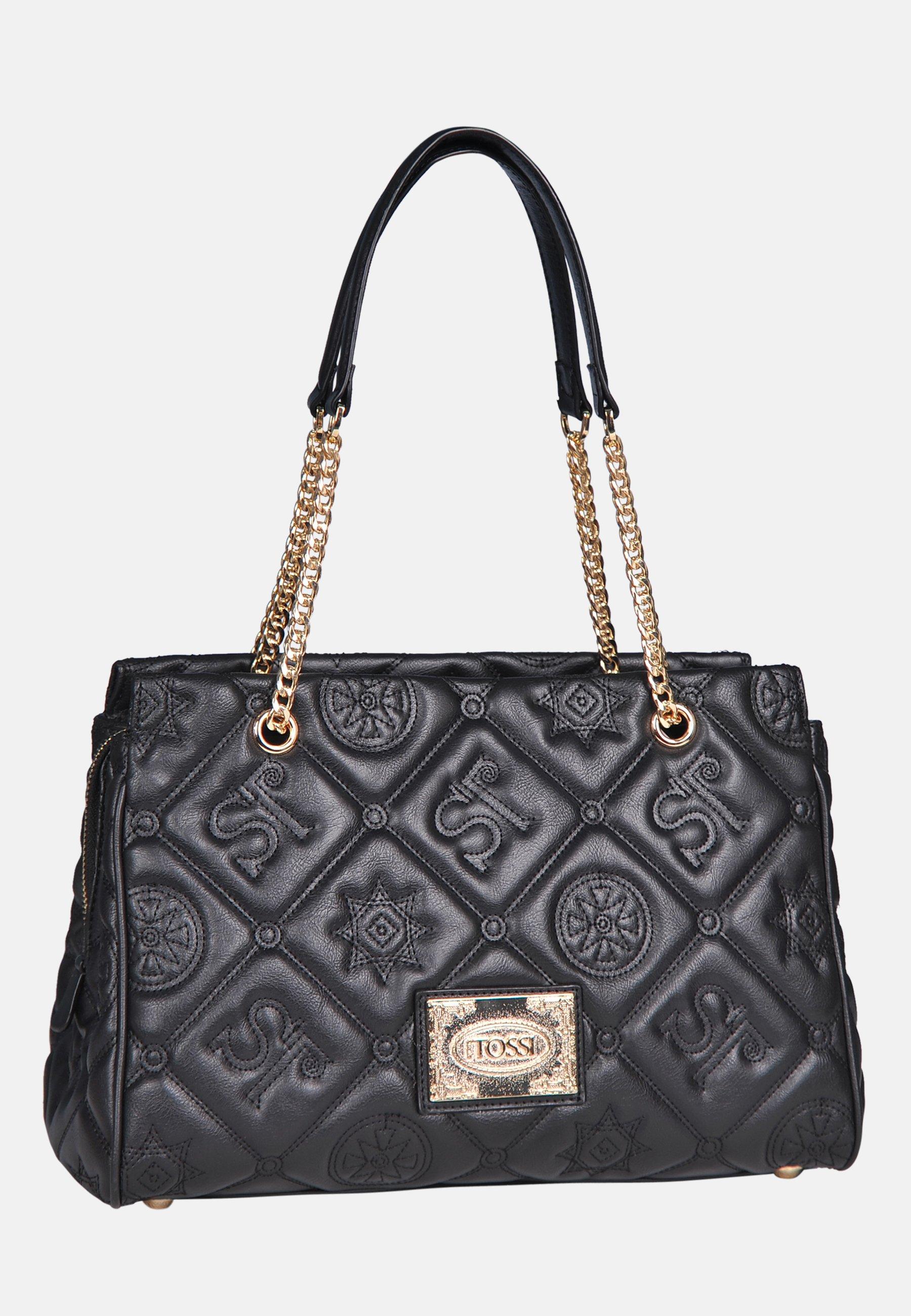 Wholesale Quality Original Accessories Silvio Tossi Handbag schwarz Y4do2weON V5kzcINYu