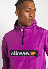 Ellesse - Windbreaker - purple - 5