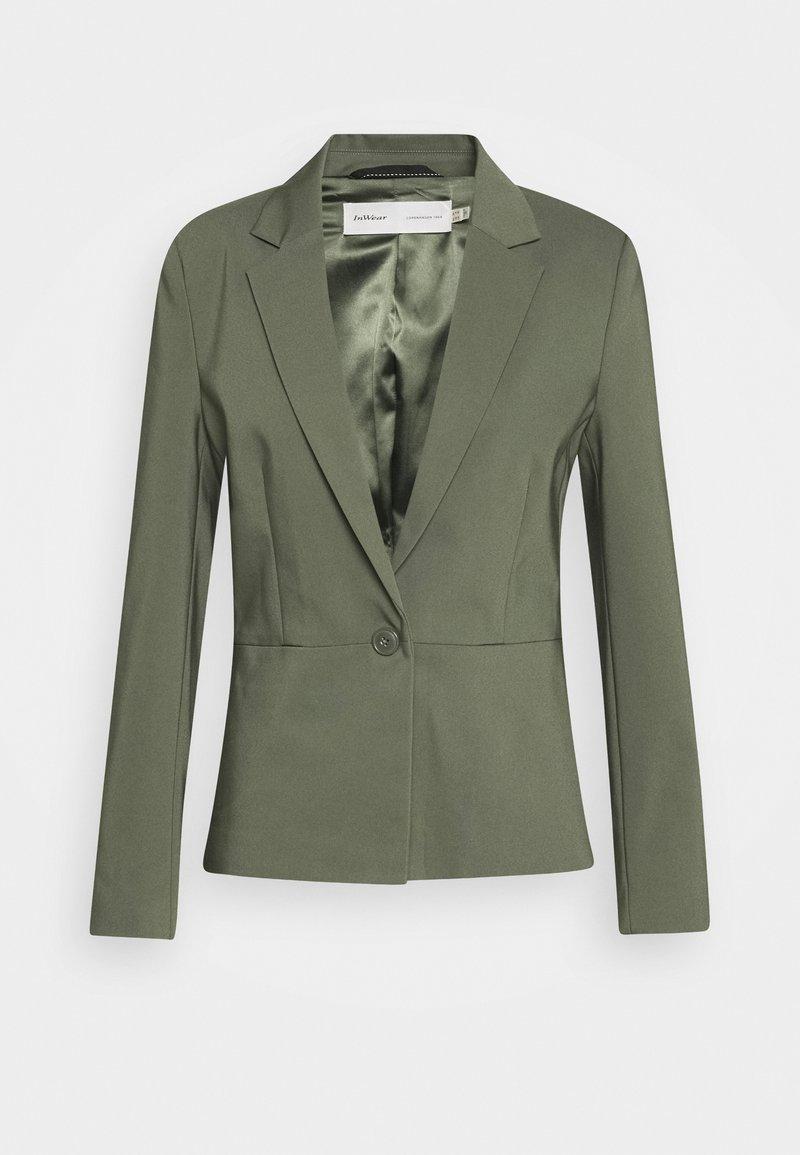 InWear - ZELLA - Blazer - beetle green