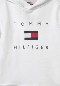 Tommy Hilfiger - LOGO HOODIE - Jersey con capucha - white - 2