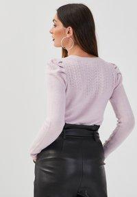 Cache Cache - Jersey de punto - violet clair - 2