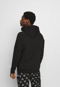 Calvin Klein Underwear - HOODIE - Hoodie - black - 2