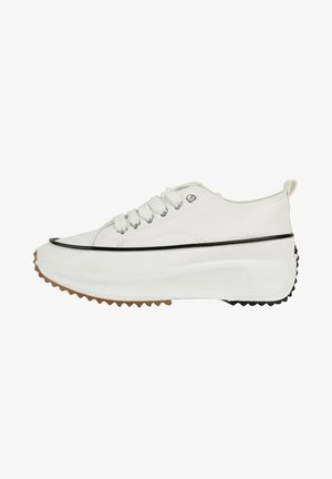 PLATEFORME - Sneakers laag - blanche