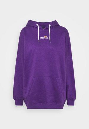 TABIA - Hoodie - dark purple