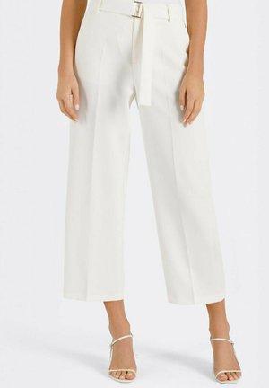 CHIARA - Trousers - OFF-WHITE
