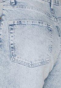 PIECES Tall - PCSUI  - Flared jeans - light blue denim - 3