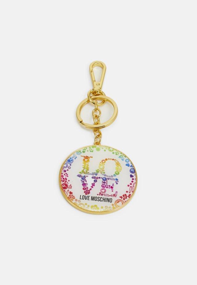 PORTACHIAVI LOVE - Nyckelringar - multi-coloured