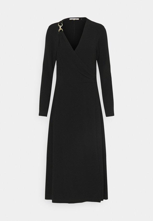 SCOUT - Denní šaty - black