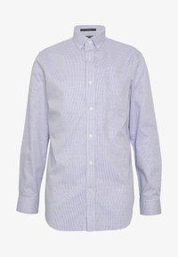 BUTTON DOWN COLLAR - Shirt - navy