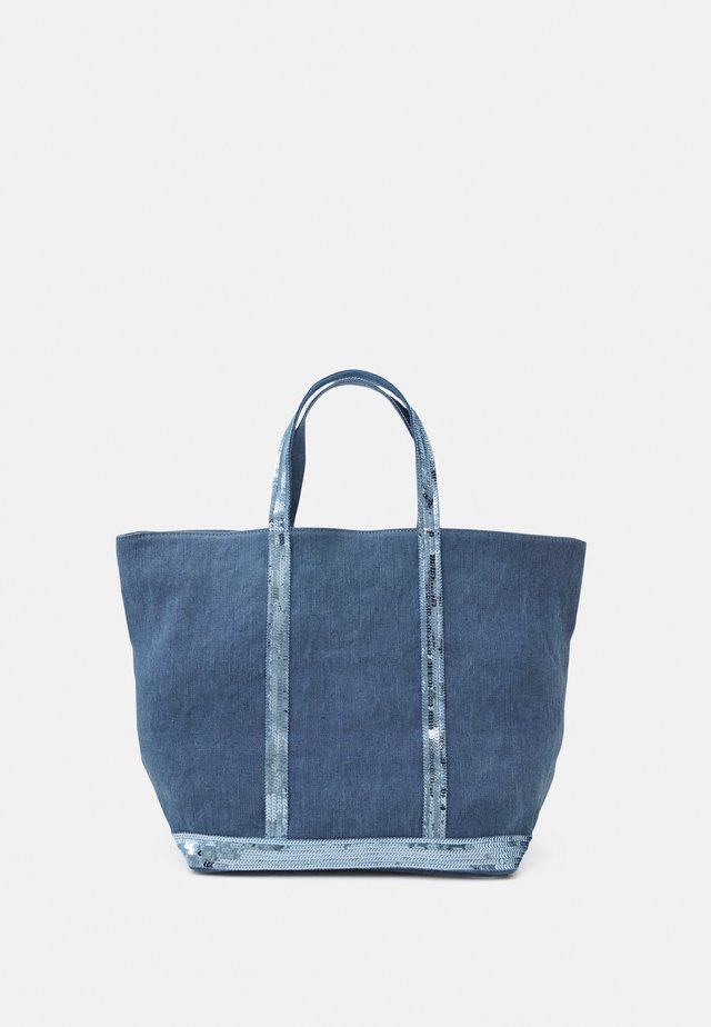 CABAS MOYEN - Sac à main - chambray