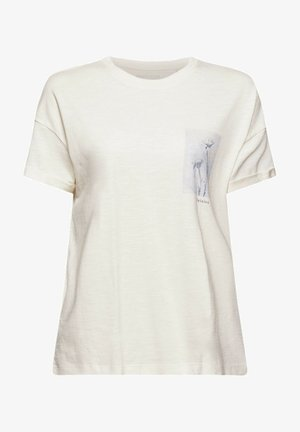 T-shirt imprimé - new off white