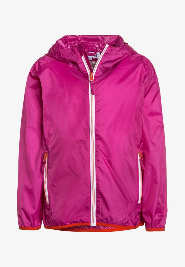 FALTBAR - Impermeable - pink