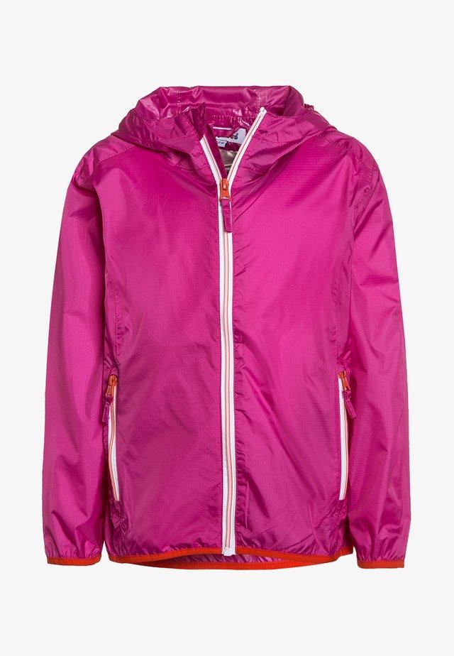 FALTBAR - Regnjakke / vandafvisende jakker - pink
