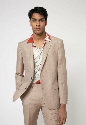 HENRY GETLIN - Suit - khaki