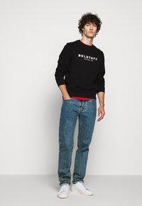 Belstaff - Sweatshirt - black/white - 1