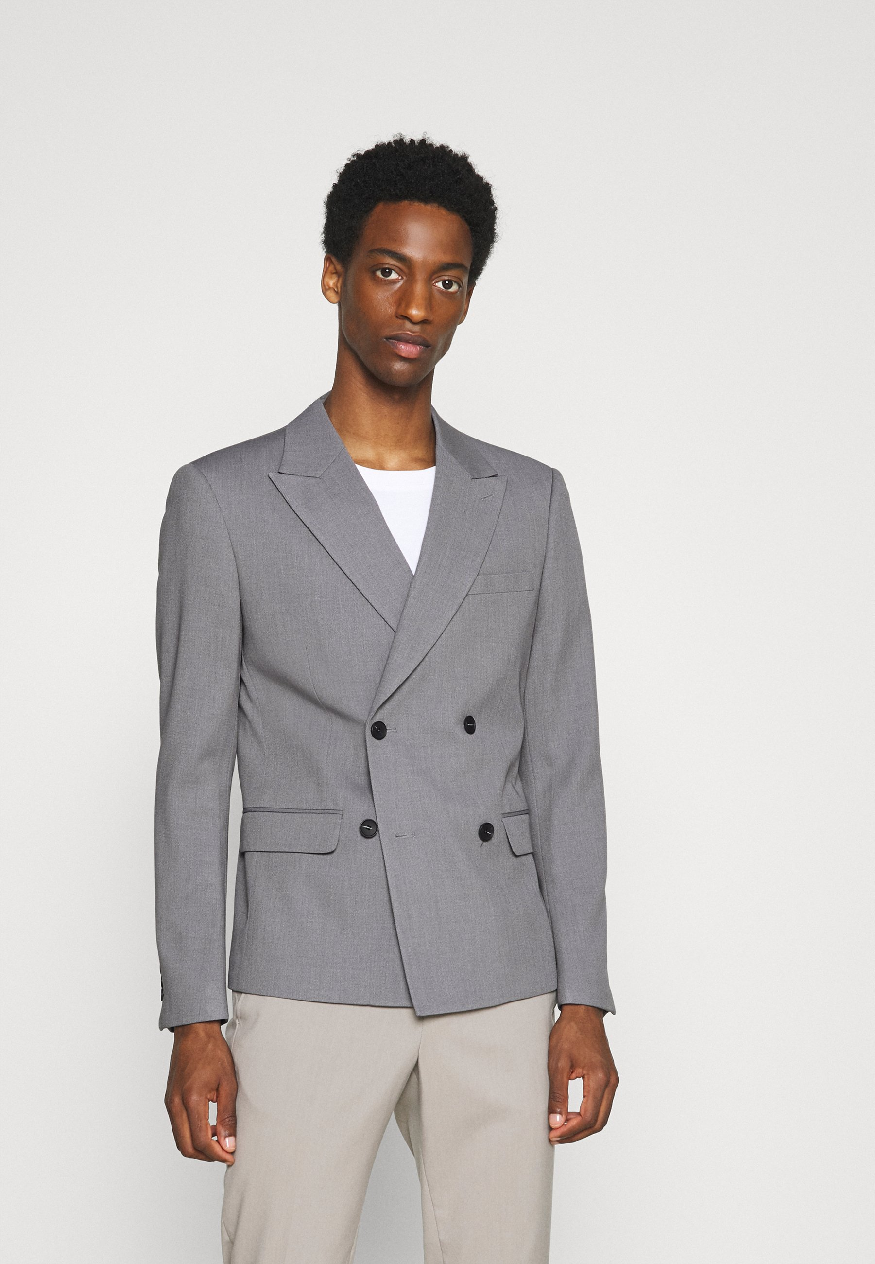 Men CROPPED - Blazer jacket