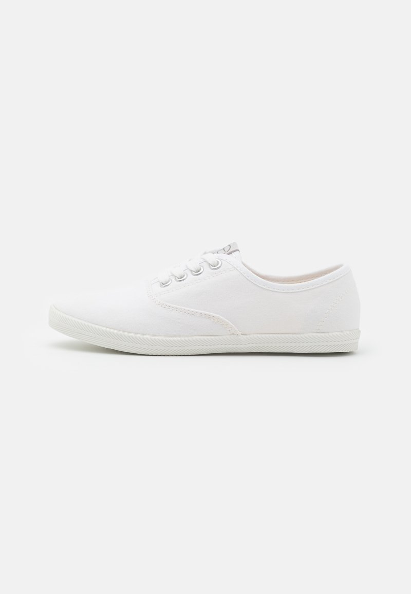 Tamaris - LACE-UP - Trainers - white