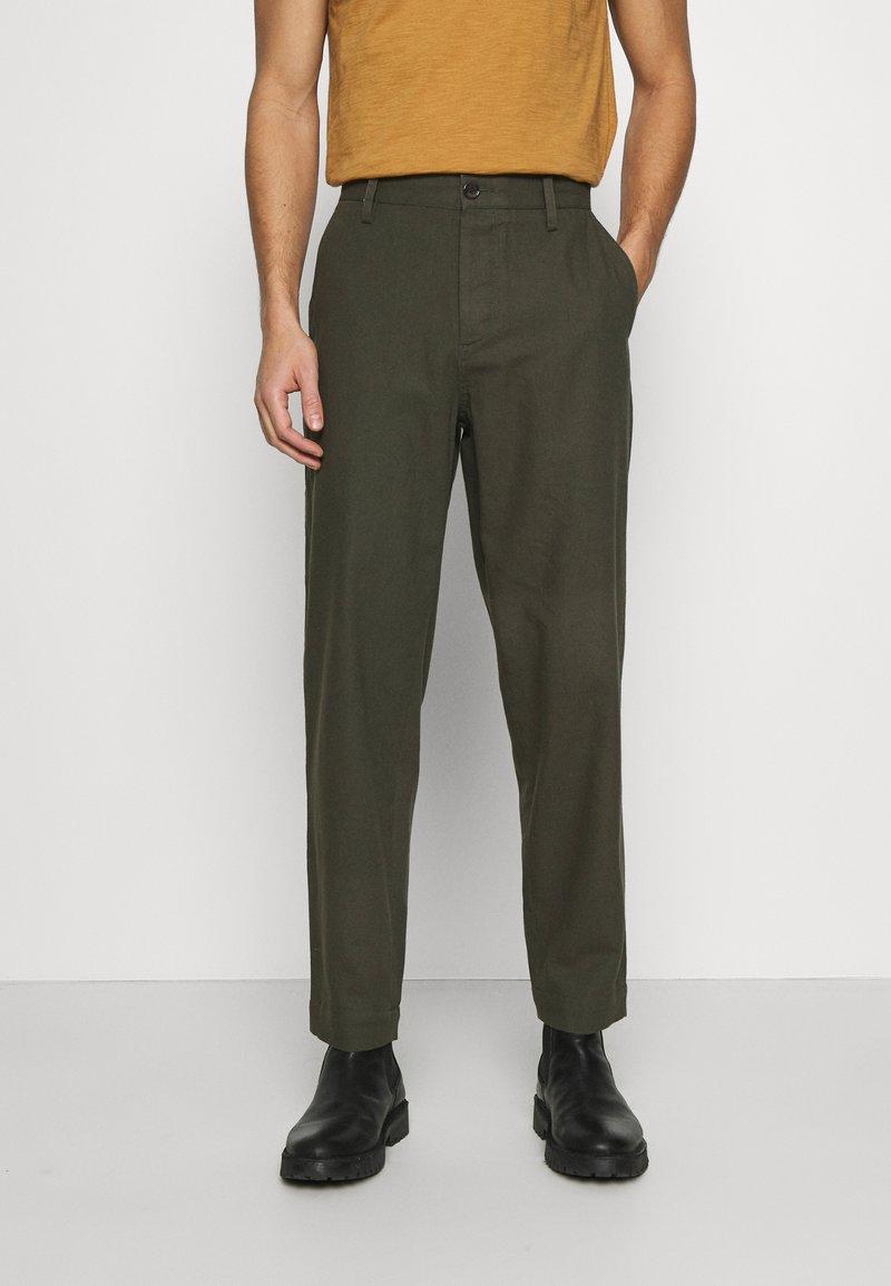 Ben Sherman - TROUSER - Trousers - khaki