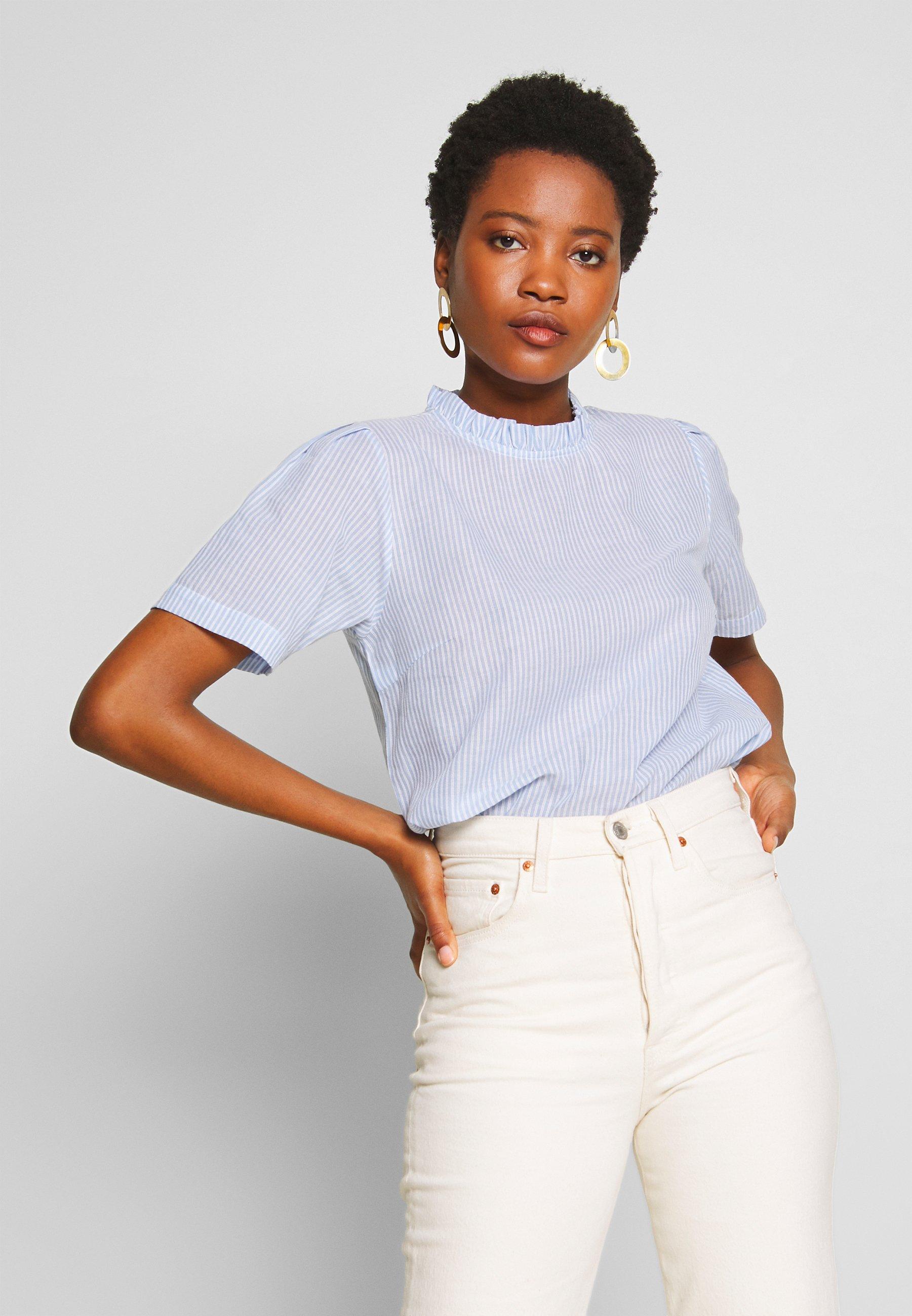 Femme KATINKA BLOUSE - T-shirt imprimé
