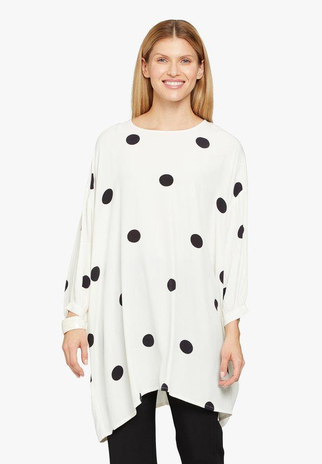 Korte jurk - whitecap