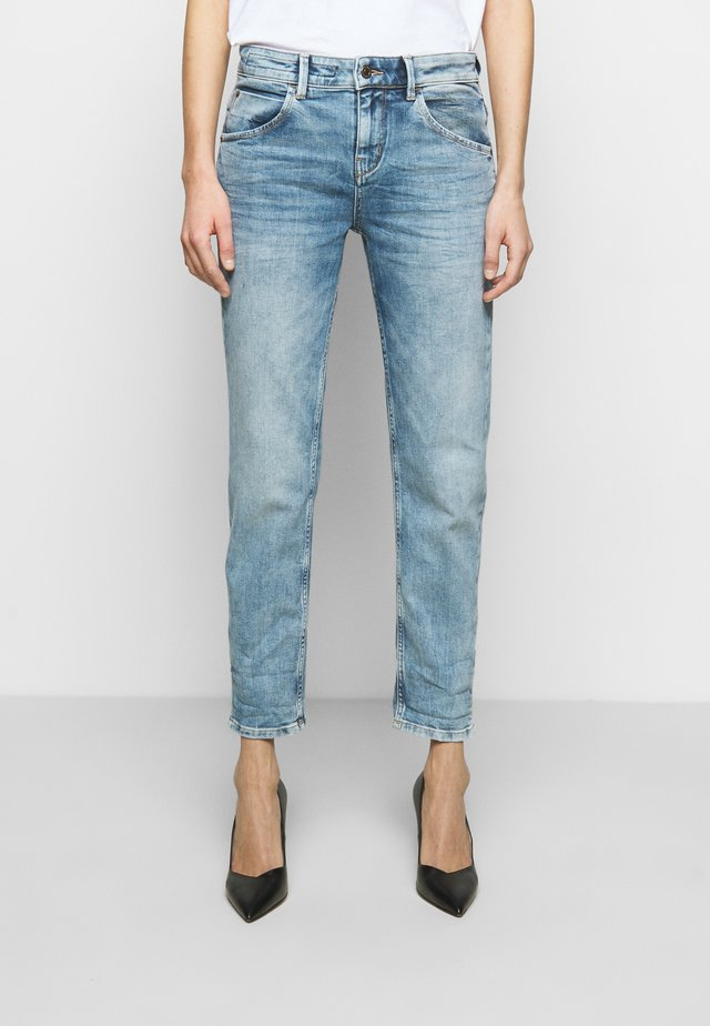 LIKE - Straight leg jeans - blue