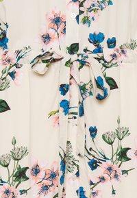 Object Tall - OBJPAREE DRESS TALL - Maxi dress - sandshell - 2