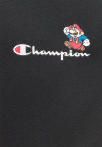 Champion Rochester - CREWNECK X NINTENDO - Sweatshirt - black - 6